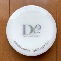 【体験】DUOクレンジングのサンプルを30代乾燥肌でお試ししてみた