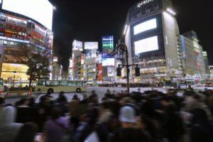 渋谷 ハロウィン 混雑