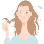 髪の毛痛みすぎてやばい!毛先チリチリの唯一の原因はこれだった