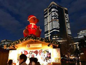 東京クリスマスマーケット 感想