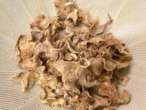 乾燥生姜 作り方 オーブン