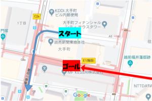 箱根駅伝 ゴール 場所
