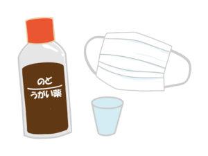 喉の乾燥対策