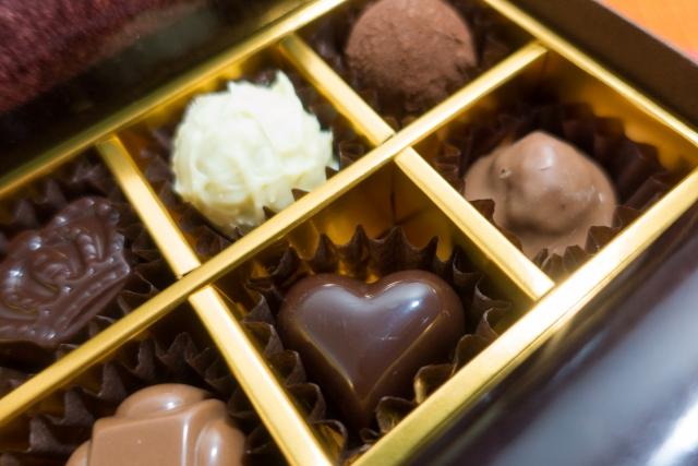 本命チョコのブランド