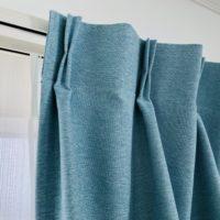 カーテンの洗濯機でしわにならない洗濯方法と干し方のコツ