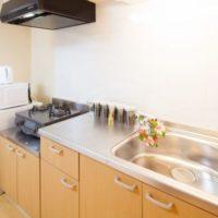 キッチン掃除は毎日すると楽になる!洗剤と掃除の仕方のポイント
