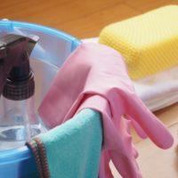 家の掃除が楽になる順番や頻度は?気になる5箇所のきれいを保つコツ