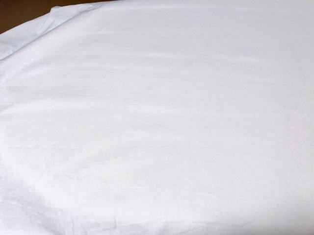 綿100%厚手シーツ