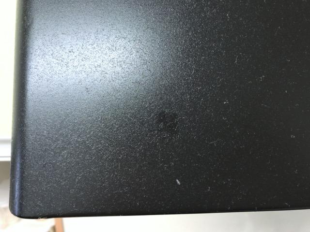 レンジフード外側掃除