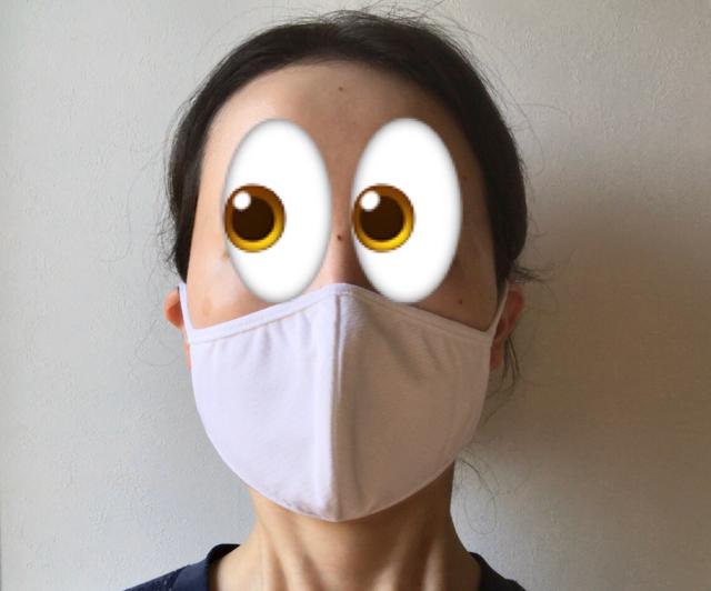 ユニクロエアリズムマスクのレビュー