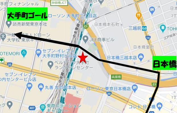 箱根駅伝観戦穴場