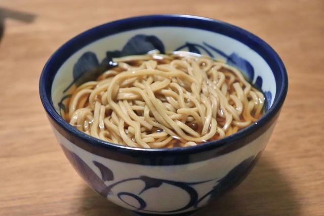 大晦日の食べ物の伝統