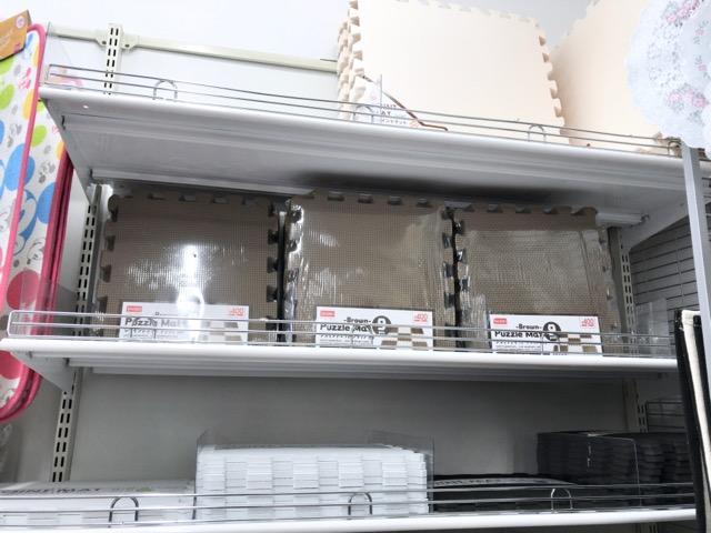 冷蔵庫傷防止マット100均