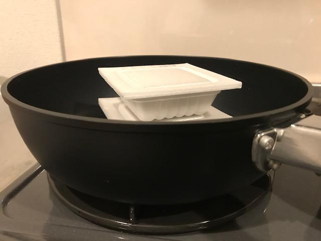 ニトリの鍋フライパン4点セット