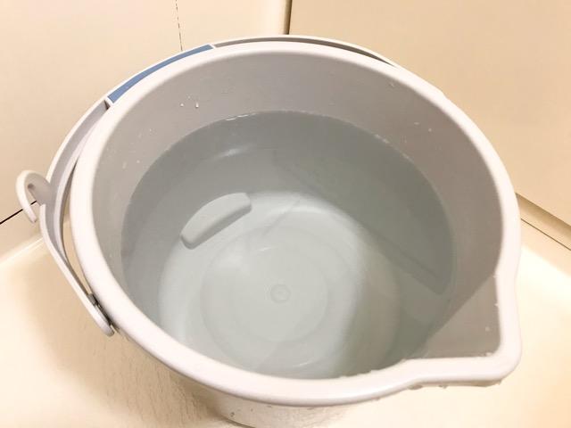 ウルトラライトダウン洗濯