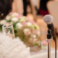 結婚式の友人代表スピーチの断り方は?やりたくないから断るはあり?