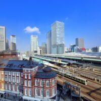 東京駅で早朝にお土産を買う♪新幹線乗り換えで始発ならここ!【地図】