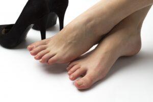 オフィスカジュアルの靴