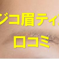 フジコ眉ティント口コミの評価。眉毛ない人も使い方は簡単!人気色は?