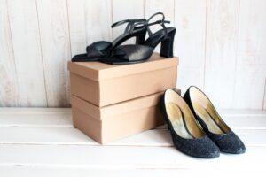 オフィスカジュアルの靴レディース