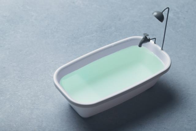 ハッカ油お風呂