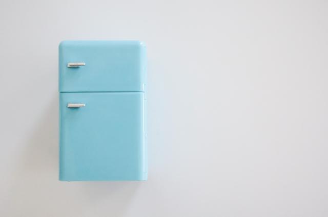 ニトリの冷蔵庫マット